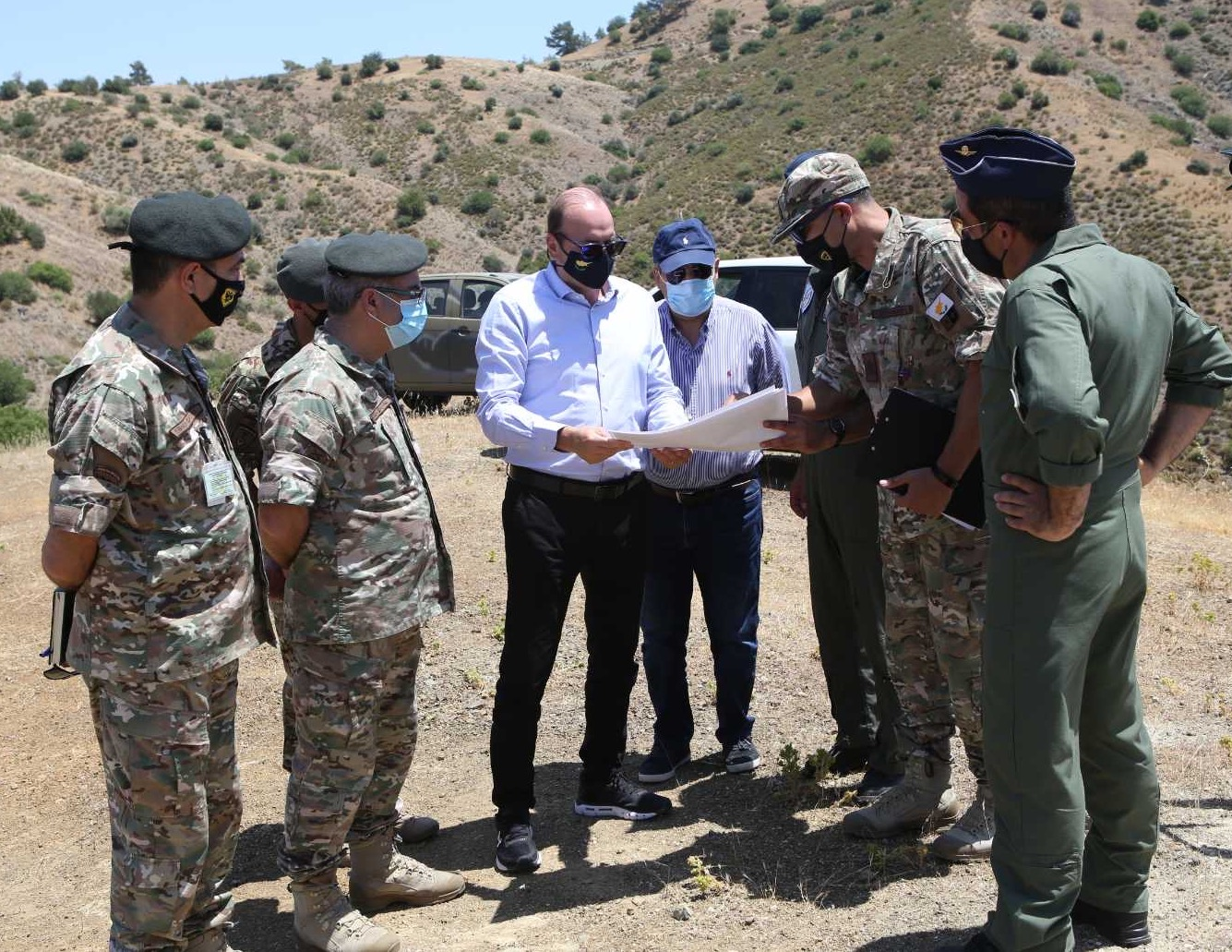 Cyprus and France conclude TALOS 2021 air exercises: See the photos 8